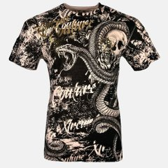 Xtreme Couture  футболка Blacktooth Skull (Sand), XXL